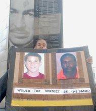 Trayvon union square rally