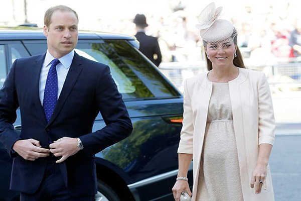 The Duke and Duchess of Cambridge became first-time parents on Monday with the birth of their son.