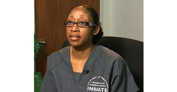 Marissa Alexander, a Florida resident, was convicted of aggravated assault for firing a warning shot, despite the Stand Your Ground law, July 12, 2012.