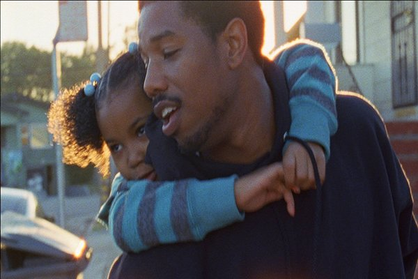 """Michael B. Jordan portrays Oscar Grant in the movie, """"Fruitvale Station."""" Jordan is best known for his perfor- mances in HBO's critically-acclaimed drama, """"The Wire"""" and NBC's """"Friday Night Lights."""""""