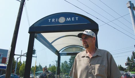 Dan Martin, a TriMet bus operator for nearly 15 years, feared for his personal safety and that of another transit driver after what he called a life-threatening encounter with a man brandishing a gun.
