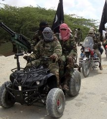 """Somalian militants"""