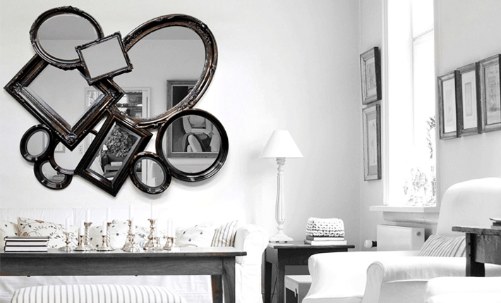 Contemporary Wall Mirrors By Boca Do Lobo 20th Century