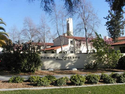 Forget Harvard and Yale — tiny Pomona College was named today the second-best college in the nation by Forbes magazine, ...