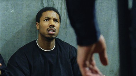 Michael B. Jordan stars in Fruitvale Station, a new drama film about the death of Oscar Grant who was killed in 2009 by transit police in Oakland, Calif.