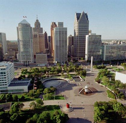 Detroit has finally hit bottom let s rebuild the for Rose city motors toledo ohio