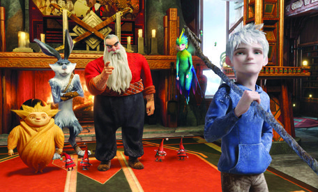 """Computer-animated films """"Wreck-It Ralph"""" and """"Rise of the Guardians"""" will be screened on July 31 at Stone Mountain-Sue Kellogg Library ..."""