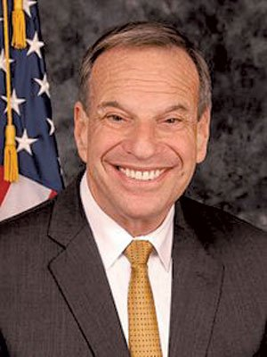 San Diego Mayor Bob Filner.
