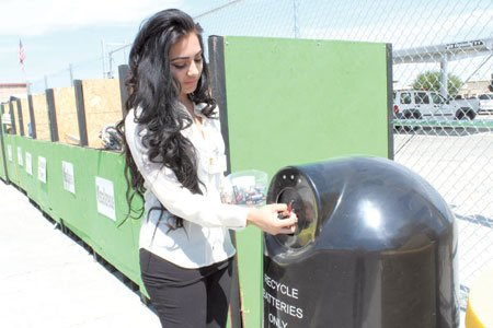 In order to commemorate the success of Lancaster's 24-Hour Recycling Center which significantly reduces illegal dumping throughout the Antelope Valley, ...
