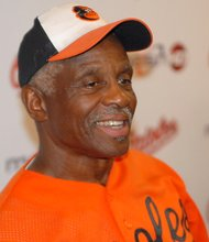 Former Orioles player Al Bumbry