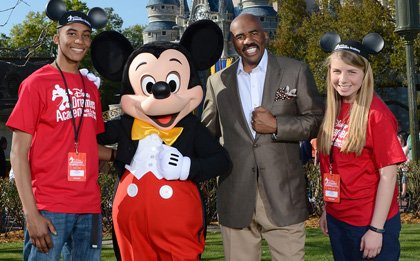 Plans are underway for the 2014 Disney Dreamers Academy with Steve Harvey and Essence Magazine.