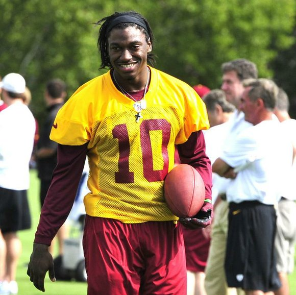 The Washington Redskins' training camp practice Saturday during the team's annual Fan Appreciation Day had some of the camp's most ...
