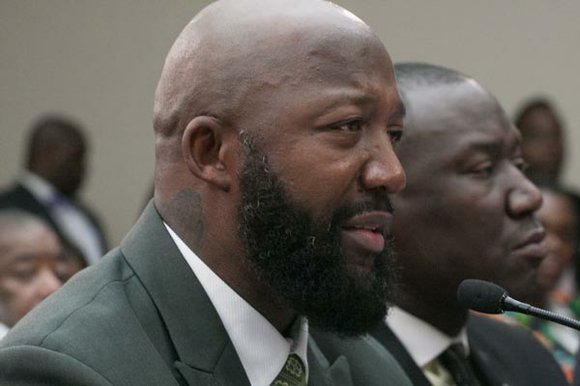 The father of Trayvon Martin recently joined a distinguished panel of African-American leaders in Washington, D.C., where he implored members ...