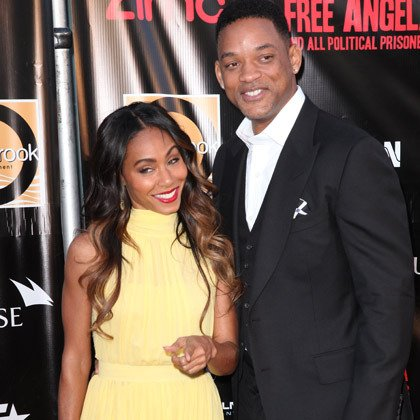 Will Smith and Jada Pinkett Smith are serious about seeing women succeed in Hollywood. The couple just donated $30,000 to ...