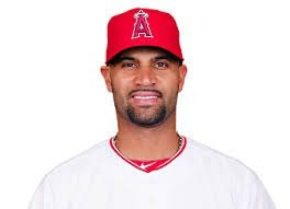 Los Angeles Angels star Albert Pujols was placed on the disabled list Sunday with a tear in his left foot ...