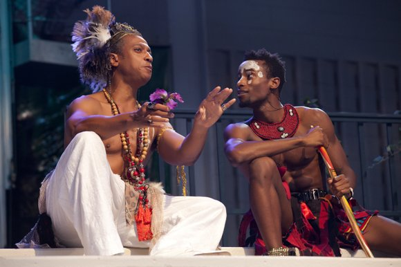 "William Shakespeare's ""A Midsummer Night's Dream,"" produced the Classical Theatre of Harlem (CTH) and Producing Artistic Director Ty Jones, will ..."
