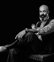 Kevin Stewart, founder and designer of Old School Shirt Maker New York.