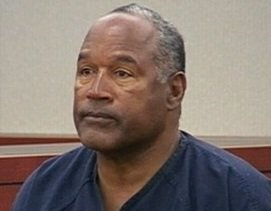 O.J. Simpson will be paroled from a Las Vegas prison, where he has been since a 2008 conviction for armed ...