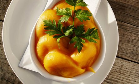 Not only are sweet potatoes yummy, they come with some great health benefits.