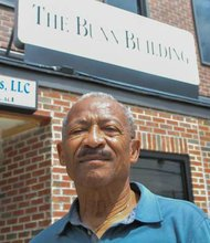James Bunn is remembered as a dedicated, entrepreneurial Ward 8 leader.