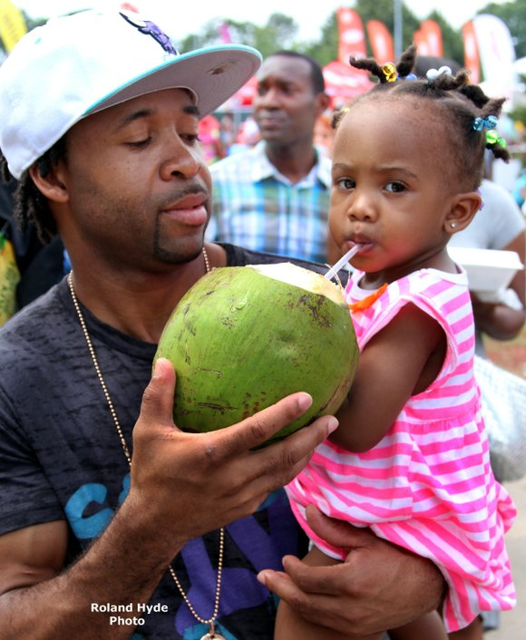 The culturally rich and gastronomically delightful third annual Grace Jamaican Jerk Festival at Roy Wilkins Park in Queens, N.Y., brought ...