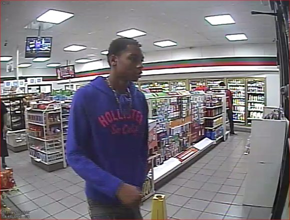 Palmdale 7-Eleven robbery suspects.