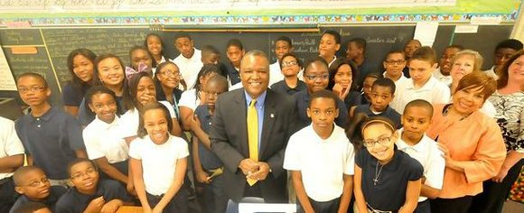 Students enrolled in the Prince George's County Public Schools system begin classes on Aug. 19, and County Executive Rushern Baker ...