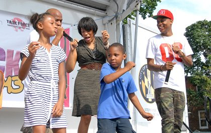 On Saturday, July 27, 2013, Mayor Stephanie Rawlings-Blake and the Baltimore City Youth Commission partnered with NBA star Josh Selby ...