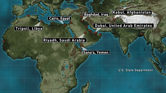 A global travel alert issued Friday by the State Department said al Qaeda may launch attacks in the Middle East, ...