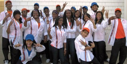 St. Veronica's Youth Steel Orchestra