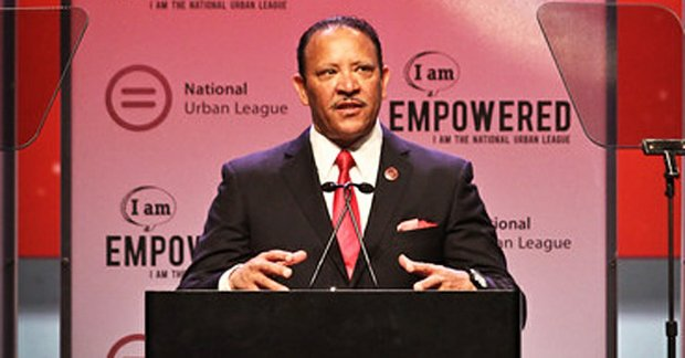 Marc Morial calls for new Civil Rights Movement.
