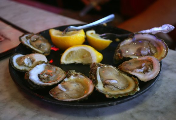 Now, after trying the slimy mollusks for the first time in 2014, the pair of recent retirees partakes in oyster ...