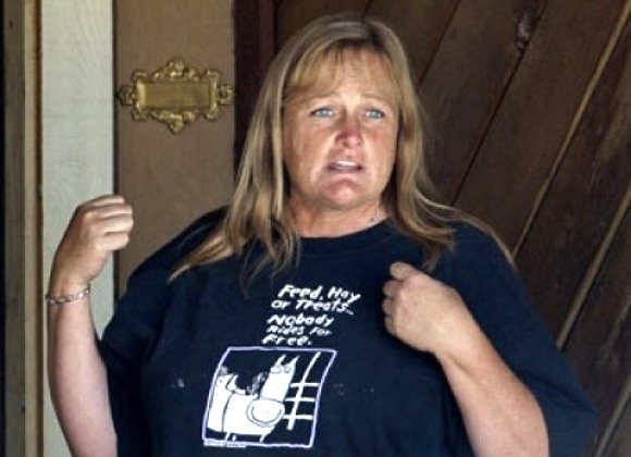 LOS ANGELES, Calif. — Debbie Rowe has said she doesn't want fame. But as Michael Jackson's ex-wife and the mother ...