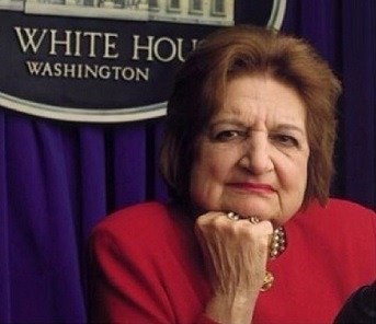 Legendary White House correspondent Helen Thomas passed away peacefully on July 20 at her Washington D.C. apartment, while surrounded by ...