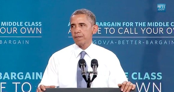Continuing a two-day trip to the Los Angeles area, President Barack Obama fielded questions from homeowners and prospective buyers about ...