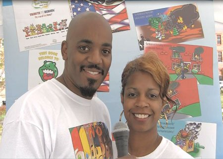 Todd and Temeca Jones founders of Funducate LLC.