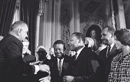 To mark the 48th anniversary of the signing of the Voting Rights Act of 1965, Democrats have launched a new ...