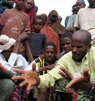 Kismayo refugees