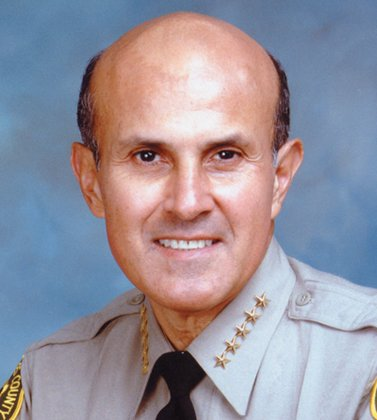 LOS ANGELES, Calif. — Undaunted by a spate of scandals, Los Angeles County Sheriff Lee Baca says he is running ...