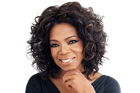 """60 Minutes"" kicked off its 50th season with a new correspondent – Oprah Winfrey. And no one was more excited ..."