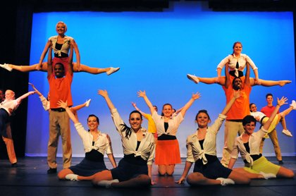 AACC Dance Company will hold fall auditions in the Cade Center for Fine Arts Room 103, AACC Arnold campus, 101 ...