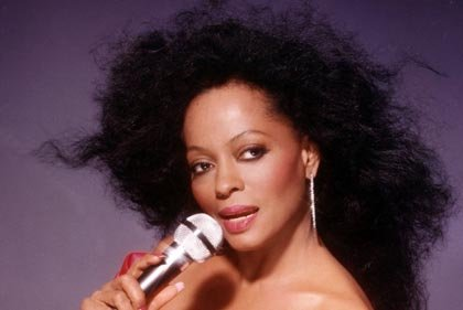 No mountain, or rain, nor summer heat, will keep Diana Ross from recreating her glitzy and glamorous shows of bygone ...