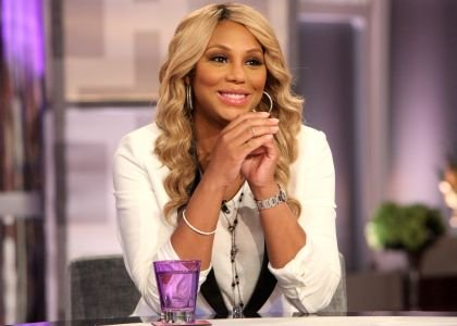 Things just got real for Tamar Braxton.