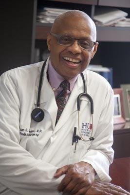 Dr. Clive O. Callender