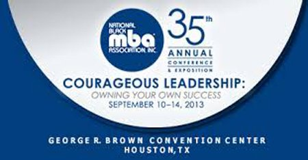 This past weekend the National Black MBA Association (NBMBAA) held its kick-off reception in Houston for their national conference being ...