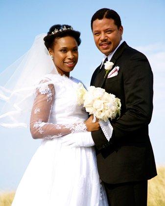 """Terrence Howard and Jennifer Hudson star in """"Winnie Mandela."""""""
