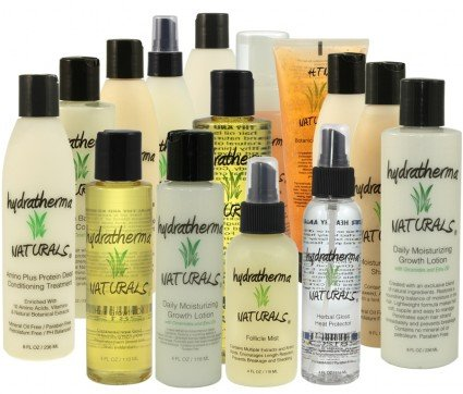 Style Hair Products Simple Hydratherma Naturals Healthy Hair Care Collection A Natural .