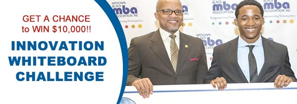 "The National Black MBA Association (NBMBAA) annual NBMBAA Entrepreneurial Institute (EI) is accepting applications for its ""Innovation Whiteboard Challenge,"" to ..."