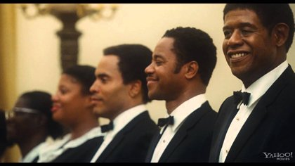 "(Left to right) Lenny Kravitz, Cuba Gooding Jr. and Forest Whitaker star in ""Lee Daniels' The Butler,"" which arrives in theatres in Baltimore, as well as select theatres around the country on Friday, August 16, 2013"
