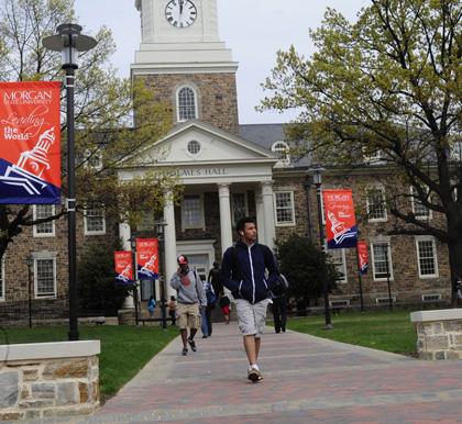 Morgan State University Joins Maryland S House Keys 4